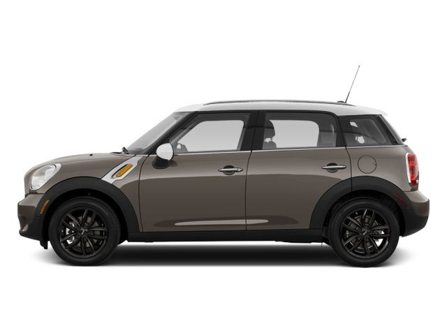 2012 MINI Cooper Countryman S REAR PARK DISTANCE CONTROL Turbocharged All Wheel Drive Keyless St