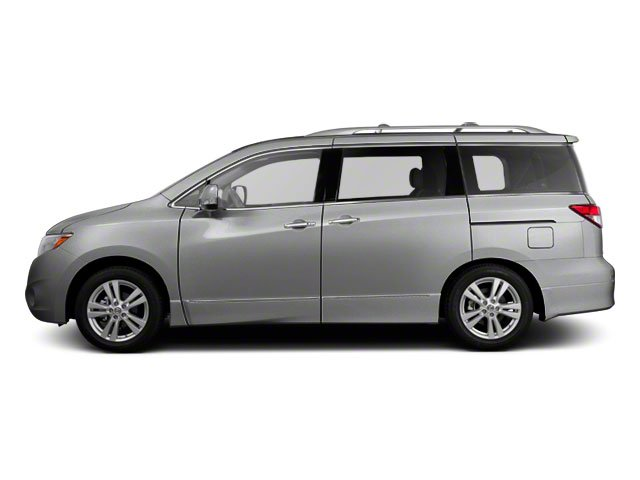2012 Nissan Quest S Front Wheel Drive Power Steering 4-Wheel Disc Brakes Wheel Covers Steel Whe