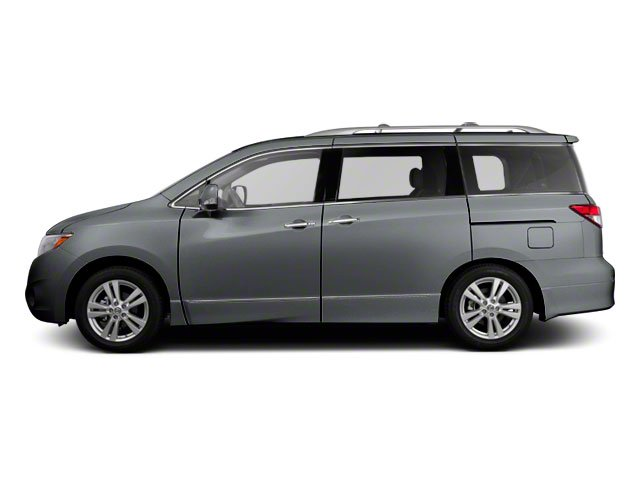 2012 Nissan Quest 35 S Front Wheel Drive Power Steering 4-Wheel Disc Brakes Temporary Spare Tir