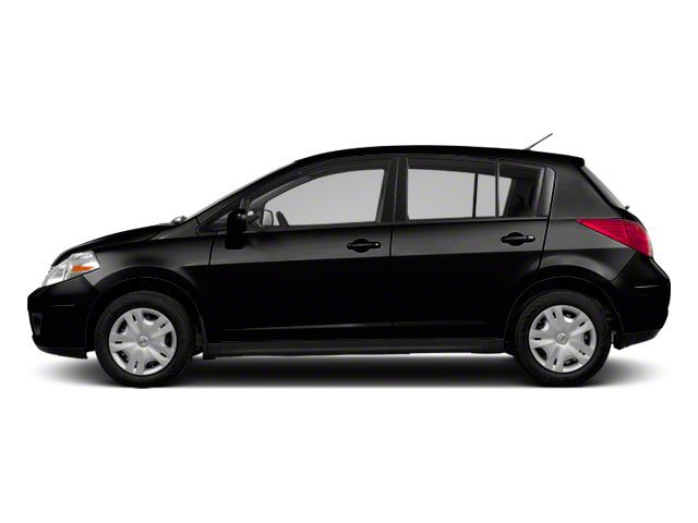 2012 Nissan Versa  Front Wheel Drive Power Steering Front DiscRear Drum Brakes Temporary Spare