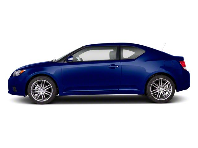 2012 Scion tC  Front Wheel Drive Power Steering 4-Wheel Disc Brakes Aluminum Wheels Tires - Fro