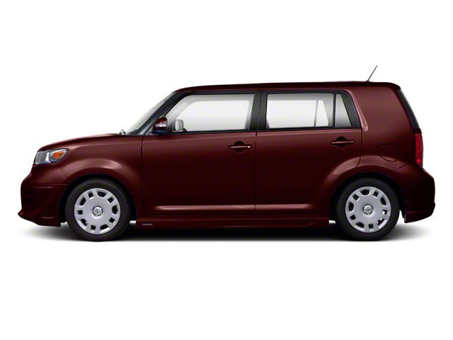 2012 Scion xB 5DR WGN AT Front Wheel Drive Power Steering 4-Wheel Disc Brakes Wheel Covers Stee