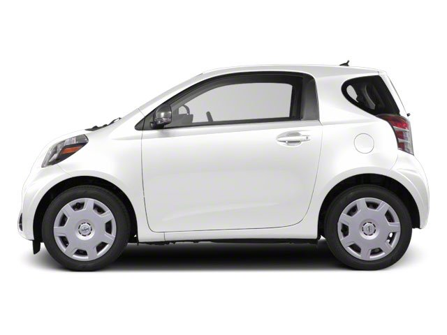 2012 Scion iQ  Front Wheel Drive Power Steering Front DiscRear Drum Brakes Wheel Covers Steel
