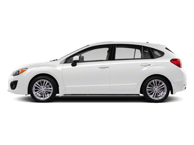 2012 SUBARU IMPREZA WAGON 2.0I PREMIUM 5dr Auto 2.0i Premium Gas Flat 4 2.0L/122