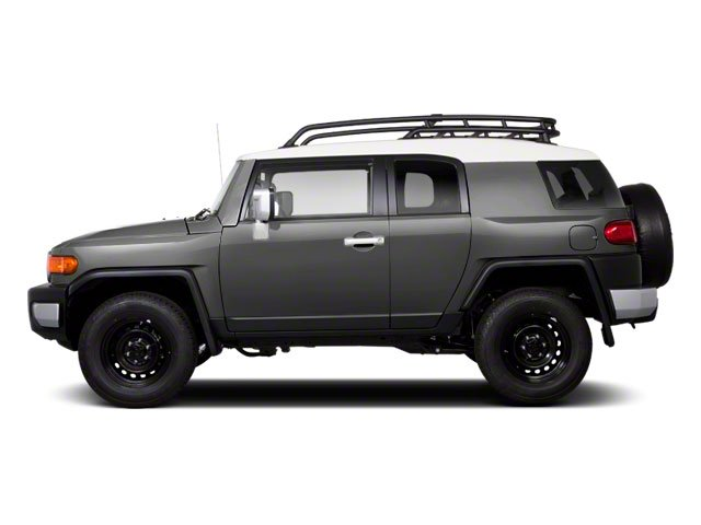 2012 Toyota FJ Cruiser 4DR 4WD AT Four Wheel Drive Power Steering 4-Wheel Disc Brakes Steel Whee