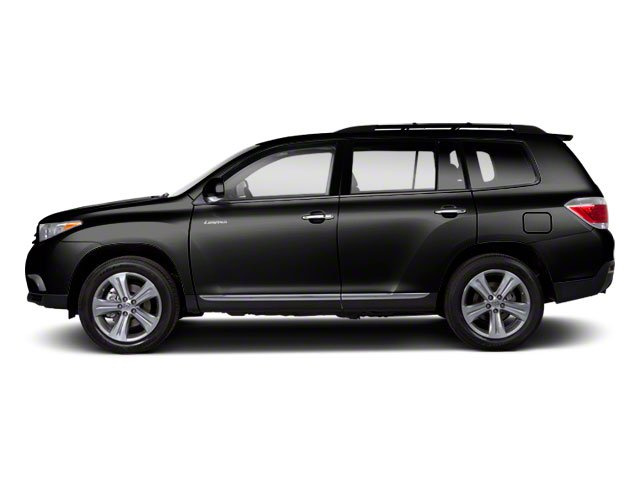 2012 Toyota Highlander  Front Wheel Drive Power Steering 4-Wheel Disc Brakes Aluminum Wheels Ti