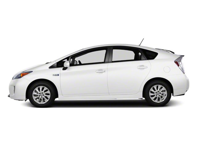 2012 Toyota Prius Plug-In 2WD Keyless Start Front Wheel Drive Power Steering 4-Wheel Disc Brakes