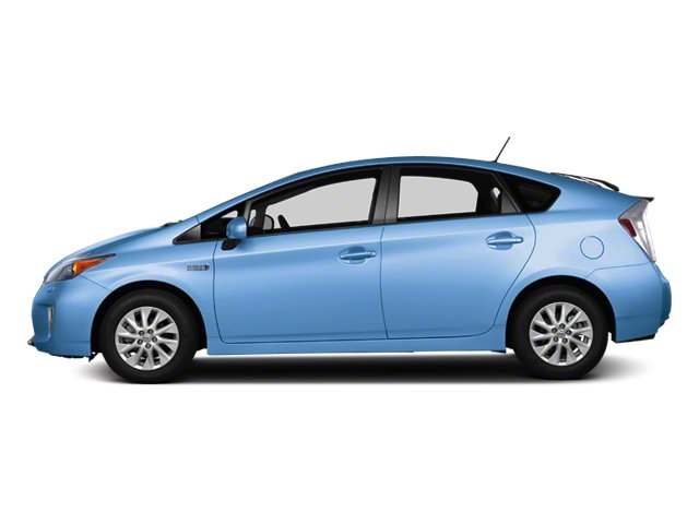 2012 Toyota Prius Plug-In  Keyless Start Front Wheel Drive Power Steering 4-Wheel Disc Brakes A