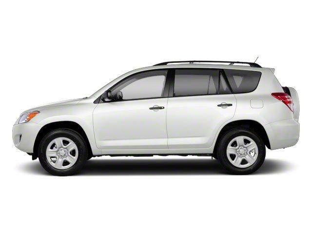 2012 Toyota RAV4 Limited Four Wheel Drive Power Steering 4-Wheel Disc Brakes Aluminum Wheels Ti