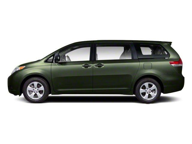 2012 Toyota Sienna  Front Wheel Drive Power Steering 4-Wheel Disc Brakes Aluminum Wheels Tires