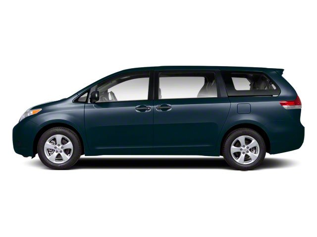2012 Toyota Sienna LE Front Wheel Drive Power Steering 4-Wheel Disc Brakes Aluminum Wheels Tire