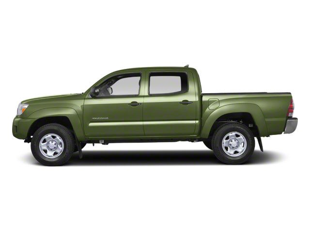 2012 Toyota Tacoma 4WD Double Cab LB V6 AT LockingLimited Slip Differential Four Wheel Drive Pow