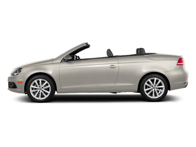 2012 Volkswagen Eos Komfort Turbocharged Front Wheel Drive Power Steering 4-Wheel Disc Brakes A