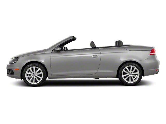 2012 Volkswagen Eos Komfort Turbocharged Front Wheel Drive Power Steering 4-Wheel Disc Brakes A
