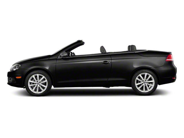 2012 Volkswagen Eos Lux SULEV Turbocharged Front Wheel Drive Power Steering 4-Wheel Disc Brakes