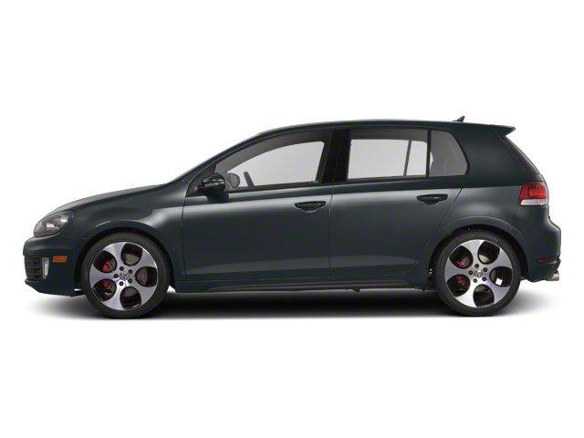 2012 Volkswagen GTI PZEV Turbocharged Front Wheel Drive Power Steering 4-Wheel Disc Brakes Trac