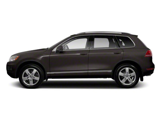 2012 Volkswagen Touareg Sport 4-Wheel Disc Brakes Four Wheel Drive Power Steering Tires - Front