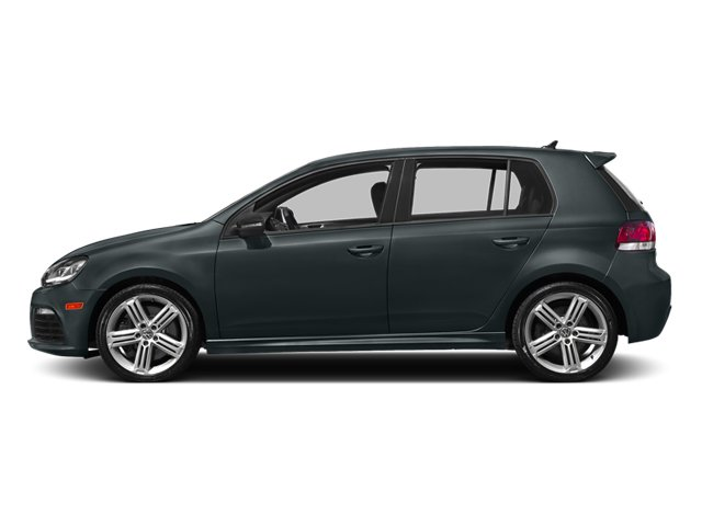2012 Volkswagen Golf R  Turbocharged All Wheel Drive Power Steering 4-Wheel Disc Brakes Aluminu