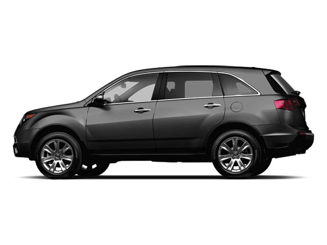 2013 Acura MDX AdvanceEntertainment Pkg All Wheel Drive Active Suspension Power Steering 4-Whee