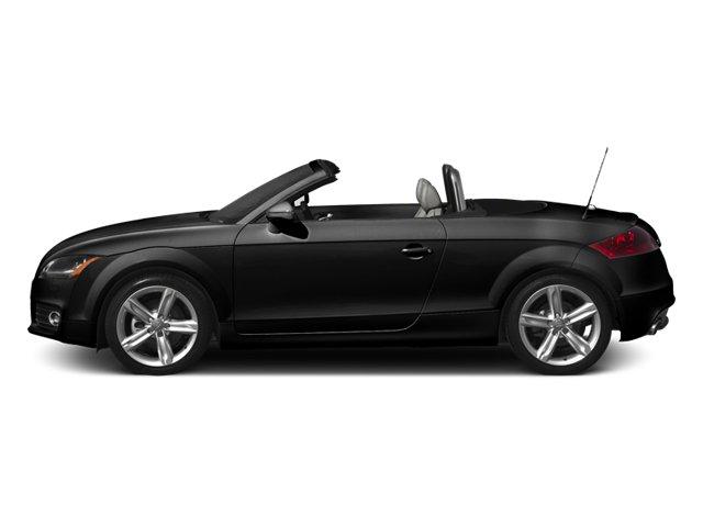 2013 Audi TT 20T Premium Plus Turbocharged All Wheel Drive Power Steering 4-Wheel Disc Brakes