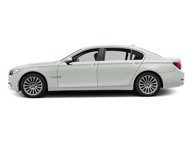 2013 BMW 7 Series 740i 20 X 85 FRONT  20 X 100 REAR DOUBLE-SPOKE LIGHT ALLOY M WHEELS STYLE