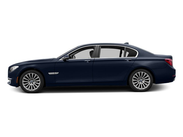2013 BMW 7 Series 740Li xDrive COLD WEATHER PKG  -inc heated steering wheel  ski bag  heated rear