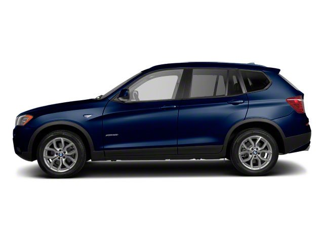 2013 BMW X3 xDrive28i FRONTREAR PARK DISTANCE CONTROL Turbocharged All Wheel Drive Power Steeri
