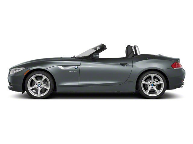 2013 BMW Z4 sDrive35i 7-SPEED SPORT TRANSMISSION WDOUBLE CLUTCH  -inc sport steering wheel wpadd