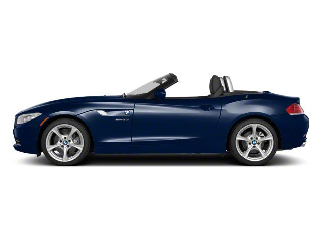 2013 BMW Z4 sDrive35i 7-SPEED SPORT TRANSMISSION WDOUBLE CLUTCH  -inc sport steering wheel wpadd