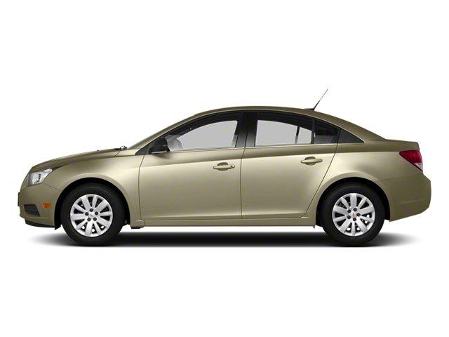 2013 Chevrolet CRUZE LS Front Wheel Drive Power Steering Front DiscRear Drum Brakes Wheel Cover