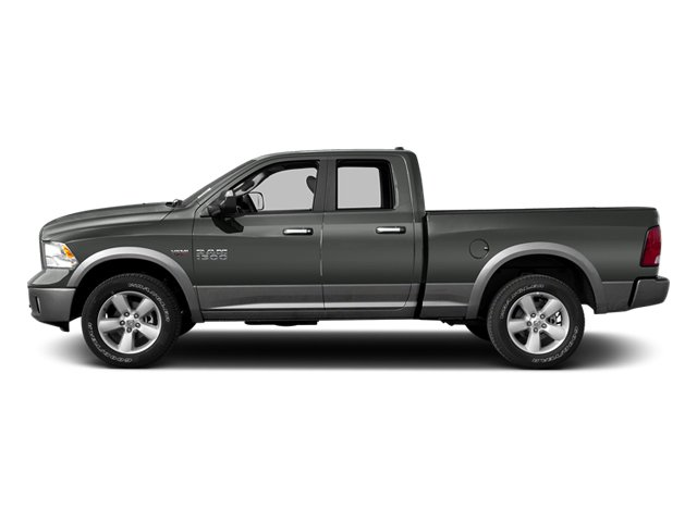 2013 Ram 1500 SLT Rear Wheel Drive Power Steering ABS 4-Wheel Disc Brakes Aluminum Wheels Tire