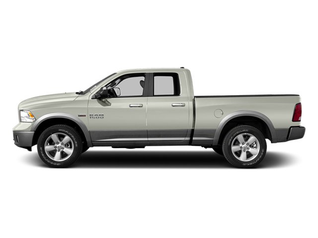 2013 Ram 1500  Four Wheel Drive Power Steering ABS 4-Wheel Disc Brakes Conventional Spare Tire