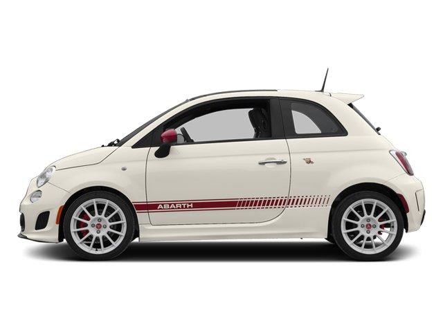 2013 FIAT 500 Abarth 14L 16-VALVE I4 MULTI-AIR TURBO ENGINE  STD Turbocharged Front Wheel Driv