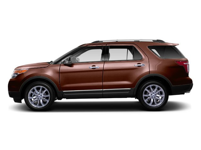 2013 Ford Explorer XLT Front Wheel Drive Power Steering Tires - Front All-Season Tires - Rear Al