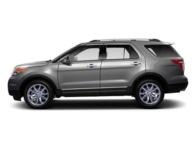 2013 Ford Explorer  Front Wheel Drive Power Steering Tires - Front All-Season Tires - Rear All-S
