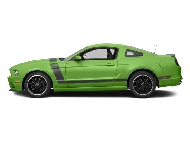2013 Ford Mustang Boss 302 Rear Wheel Drive LockingLimited Slip Differential Power Steering 4-W