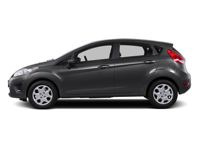 2013 Ford Fiesta Titanium Front Wheel Drive Power Steering Aluminum Wheels Tires - Front Perform