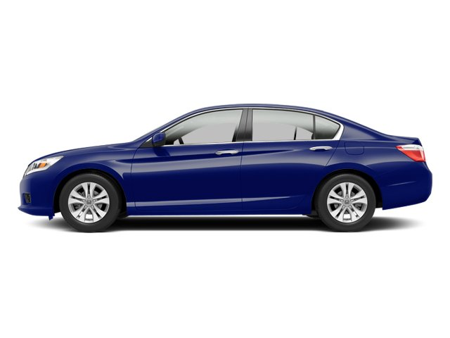 2013 Honda Accord Sdn LX Engine Immobilizer Front Wheel Drive Power Steering 4-Wheel Disc Brakes