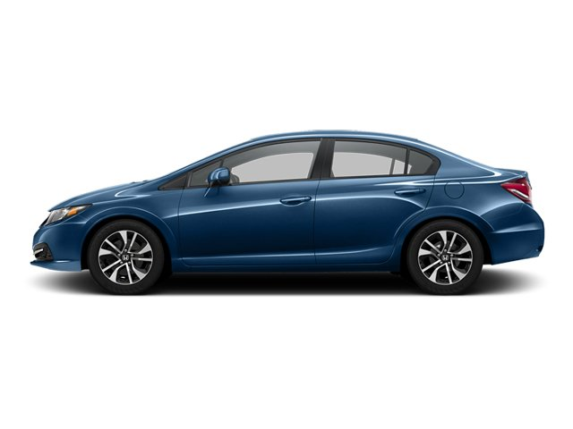 2013 Honda Civic Sdn EX Front Wheel Drive Power Steering 4-Wheel Disc Brakes Aluminum Wheels Ti