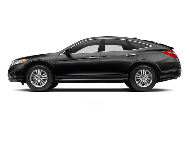 2013 Honda Crosstour EX-L Front Wheel Drive Power Steering 4-Wheel Disc Brakes Aluminum Wheels