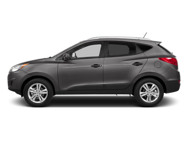 2013 Hyundai Tucson GLS Front Wheel Drive Power Steering 4-Wheel Disc Brakes Aluminum Wheels Ti