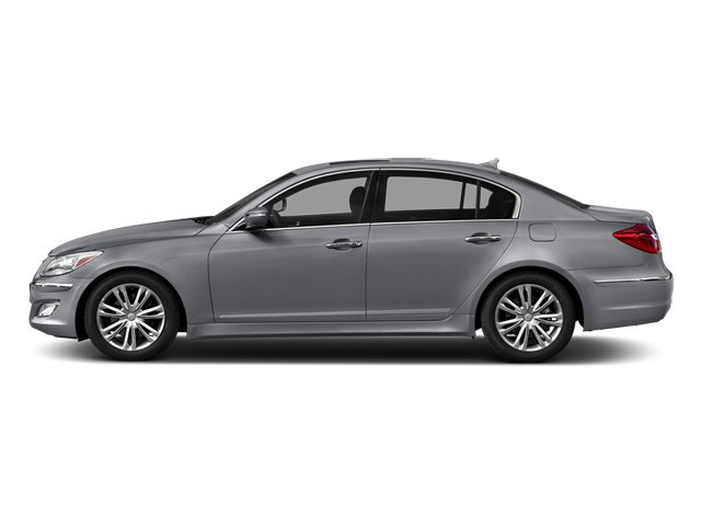 2013 Hyundai Genesis 3.8L Parisian Gray
