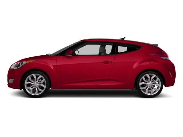 2013 Hyundai Veloster  Front Wheel Drive Power Steering 4-Wheel Disc Brakes Aluminum Wheels Rea