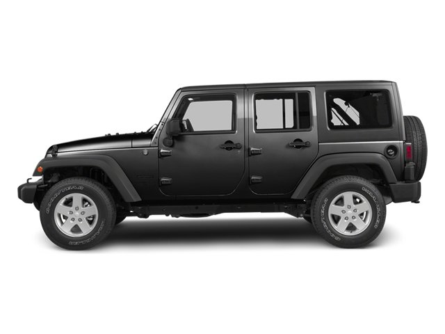 2013 Jeep Wrangler Unlimited Sport BLACK 3-PIECE HARD TOP  -inc freedom panel storage bag  rear wi