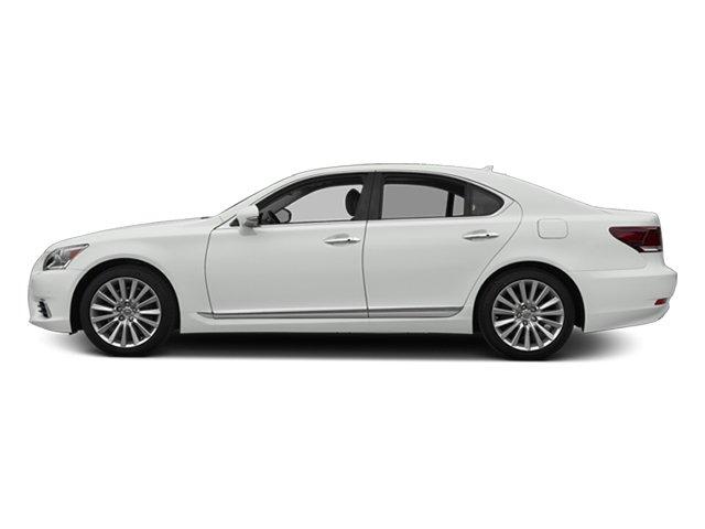 2013 Lexus LS 460 L Rear Wheel Drive Power Steering 4-Wheel Disc Brakes Aluminum Wheels Tires -