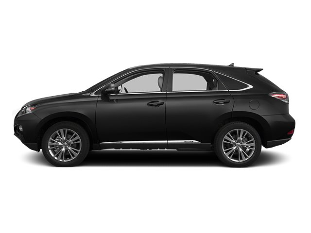 2013 Lexus RX 450h L Keyless Start Front Wheel Drive Power Steering 4-Wheel Disc Brakes Tractio