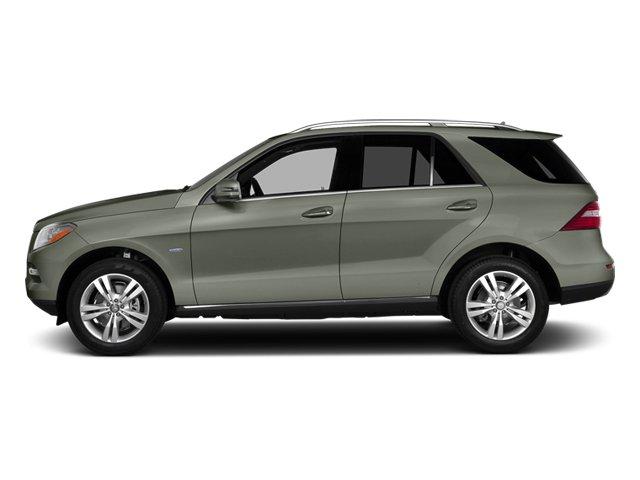 2013 Mercedes-Benz M-Class ML350 4MATIC 4MATIC 4dr ML350 Gas V6 3.5L/213