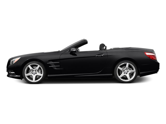 2013 Mercedes SL-Class SL550 Roadster Turbocharged Rear Wheel Drive Power Steering 4-Wheel Disc