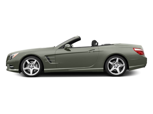 2013 Mercedes SL-Class SL550 Turbocharged Rear Wheel Drive Power Steering 4-Wheel Disc Brakes A