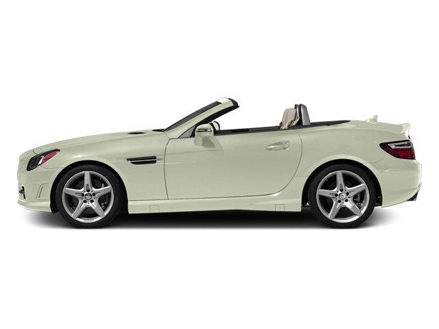 2013 Mercedes SLK-Class SLK250 Turbocharged Rear Wheel Drive Power Steering 4-Wheel Disc Brakes